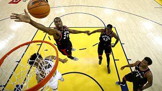 Finales NBA: Raptors 2-1 Warriors
