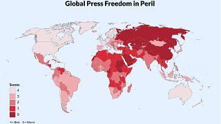 Freedom House 2019 raporu: Dünya genelinde basın özgürlüğü geriliyor