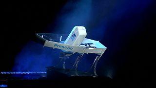 الطائرة التي صنعتها أمازون