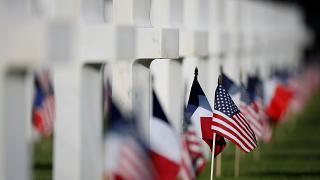 Le cerimonie per il 75esimo anniversario dello sbarco in Normandia