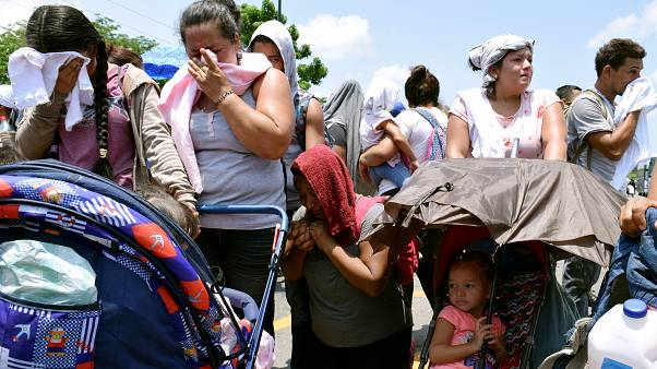 Trump büntetné Mexikót, amiért átengedi a bevándorlókat