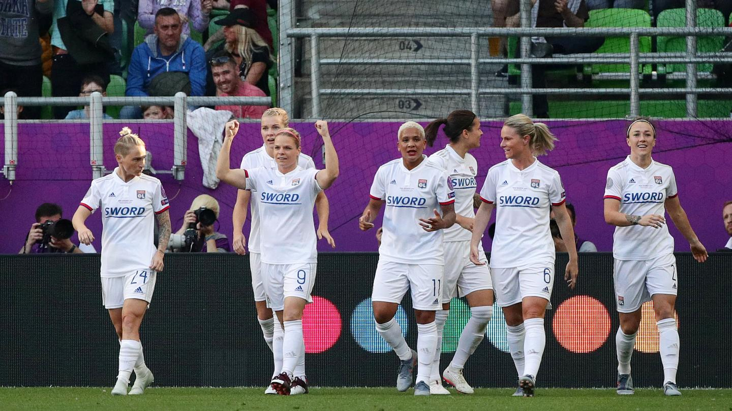 The heart of women's football: Why Lyon is the perfect city to ...