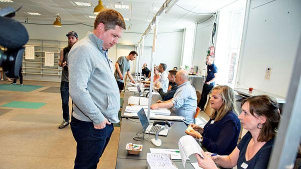 Danimarka'da Kuran'ı Kerim yakan aşırı sağcı politikacı seçimlerde parlamentoya giremedi