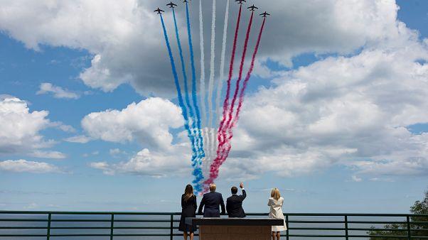 Dia D: França e Reino Unido agradecem o desembarque da Normandia