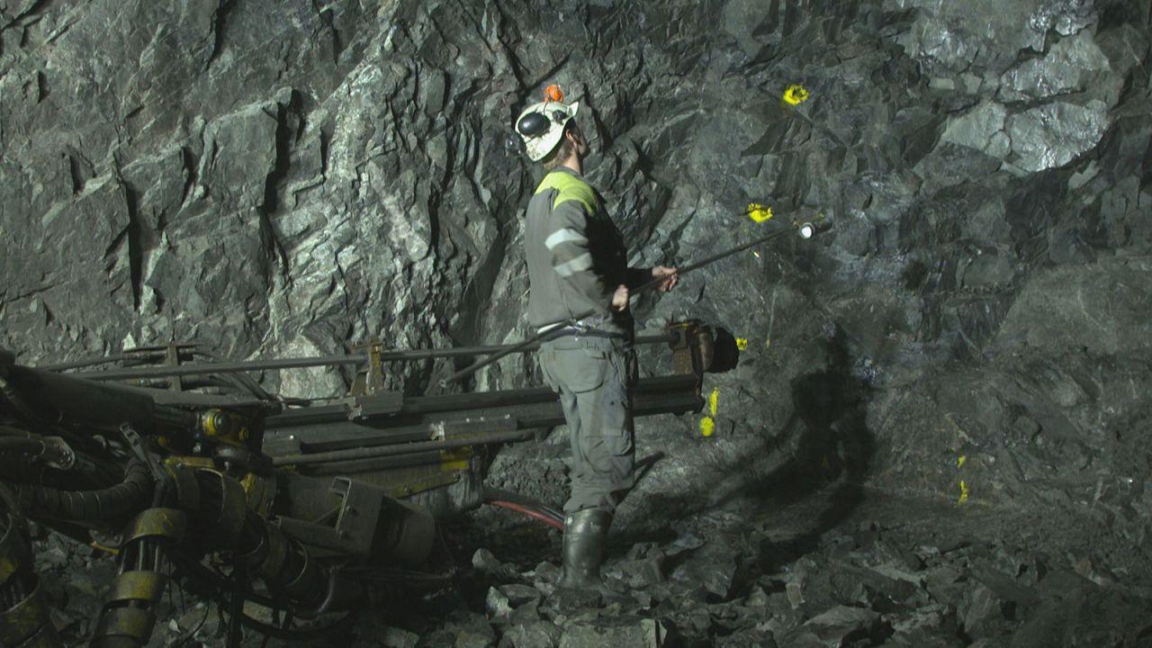Un projet européen veut rendre l'activité minière moins coûteuse et plus durable