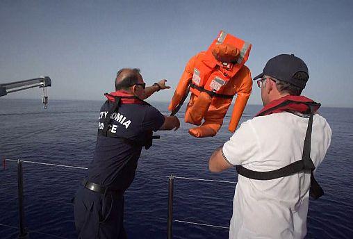 """La sicurezza in mare? Grazie alla """"localizzazione elettronica"""""""