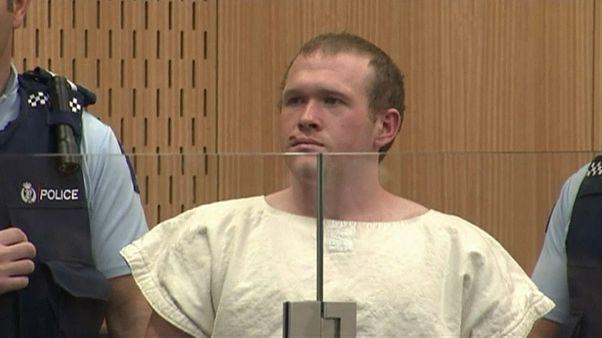 برنتون هاريسون تارانت المتهم بتنفيذ مذبحة كرايستشيرش في نيوزيلندا
