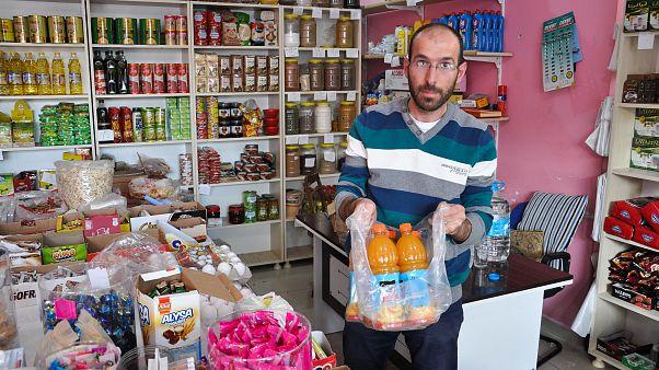 OECD'de nisan ayında ortama gıda enflasyonu yüzde 2,3, Türkiye'de yüzde 31,9 oldu