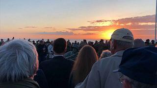 ویدئو؛ سالگرد عملیات «پیادهسازی» در سواحل اوماها در نرماندی