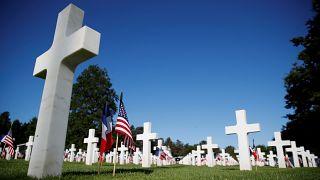 """Высадка союзников в Нормандии: день 6 июня 1944 г. в """"Твиттере"""""""