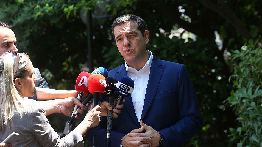 """Α.Τσίπρας: «Το αποτέλεσμα των ευρωεκλογών """"άνοιξε την όρεξη"""" στο παλιό πολιτικό κατεστημένο»"""