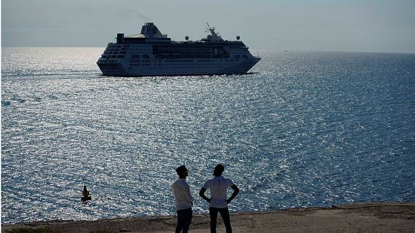 Búcsúzik az amerikai turistahajóktól Kuba