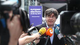 Katalán káosz az Európai Parlamentben