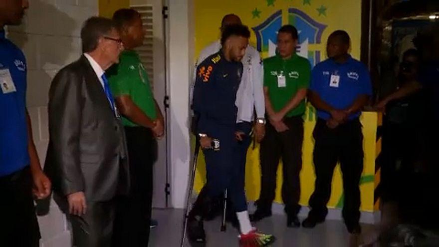 Neymar újra megsérült, kihagyja a Copa Americát