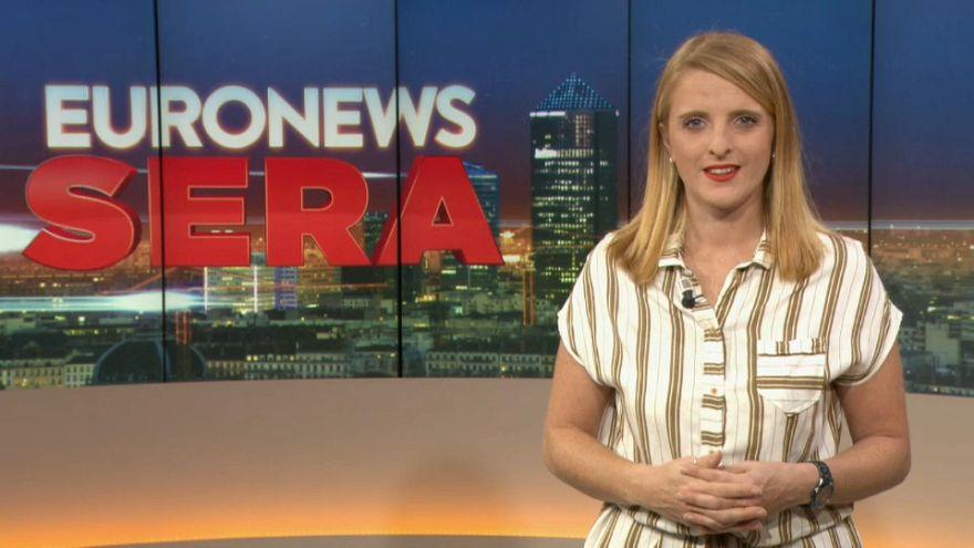 Euronews Sera | TG europeo, edizione di giovedì 6 giugno 2019