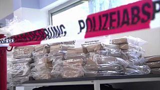 Veszélyes a kokainhelyzet Európában