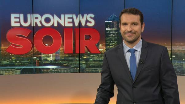 Euronews Soir : l'actualité de ce jeudi 6 juin 2019