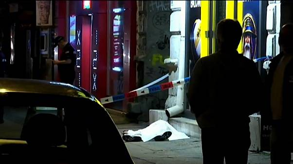 В Белграде убит афганский мигрант