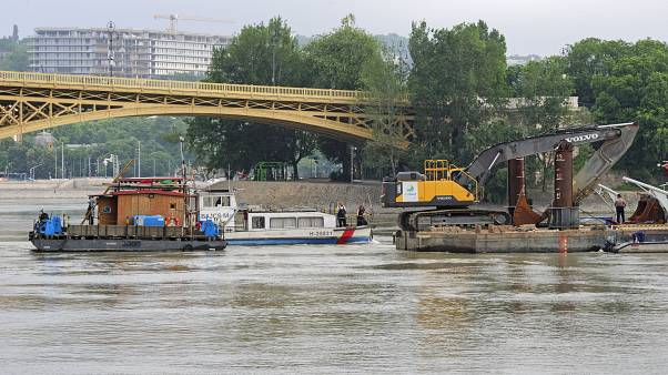 Újabb holttestet találtak a Rákóczi hídnál