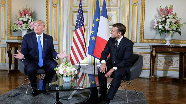 Fransa ve ABD'den İran'a ortak nükleer mesaj: Japonya Başbakanı arabulucuk için Tahran'a gidiyor