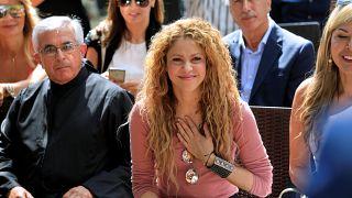 Шакира отрицает все обвинения