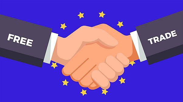 Zahlen und Fakten zur EU-Handelspolitik