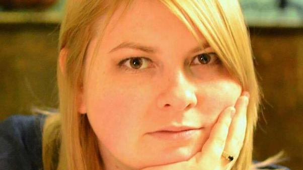 Kateryna Handziuk: Five men jailed over acid attack on Ukraine anti-corruption activist