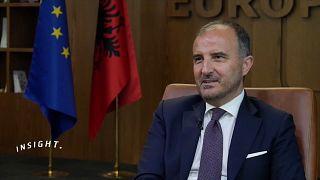 """Luigi Soreca: """"Es el momento de que los políticos albaneses prioricen el deseo de los ciudadanos"""""""