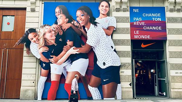 Al via i mondiali di calcio femminili