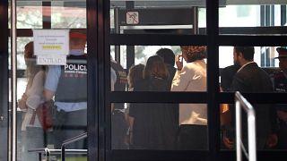 Milyonlarca euro vergi kaçırmakla suçlanan Shakira mahkemeye çıktı