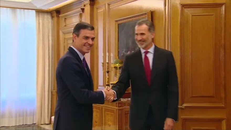 Auftrag des Königs: Sánchez soll Regierung bilden