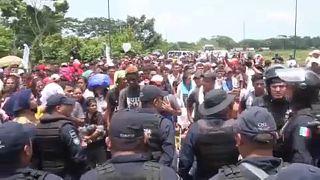 México enviará a la Guardia Nacional a la frontera con Guatemala