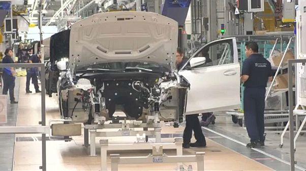 Átadták a BMW mexikói gyárát