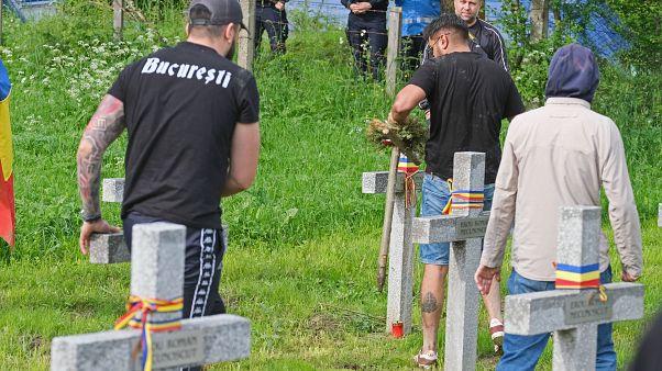 Magyar-román feszültség az úzvölgyi katonatemetőnél