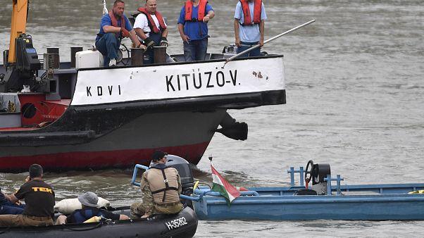 Hableány-tragédia: csak a fedélzeten volt a Viking Sigyn kapitánya az áprilisi balesetnél