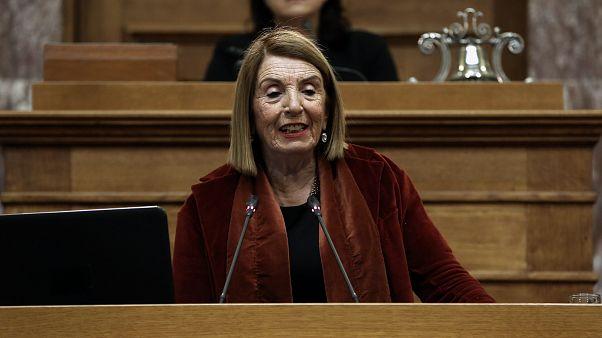 Δε θα είναι υποψήφια στις εκλογές η Τασία Χριστοδουλοπούλου
