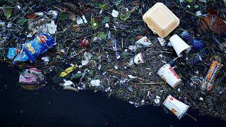 Türkiye'den Akdeniz'e her yıl 110 bin ton plastik atık karışıyor