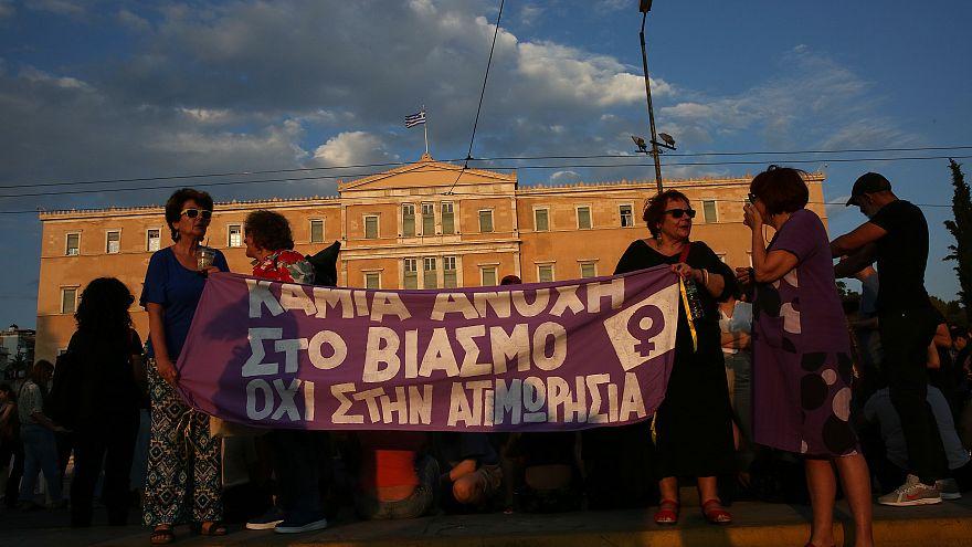 Grécia altera definição legal de violação