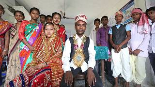 21 June 2018 in Nepal, child marriage