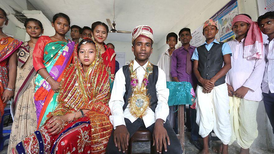 No solo las niñas son vulnerables, más de 100 millones de niños contraen matrimonio, denuncia UNICEF