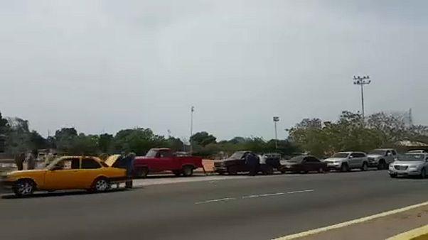 Súlyos benzinhiány Venezuelában