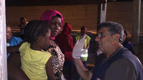 Ο γιατρός των μεταναστών από τη Λαμπεντούζα στην ευρωβουλή