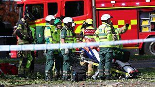 İsveç'te patlama: En az 25 kişi yaralandı