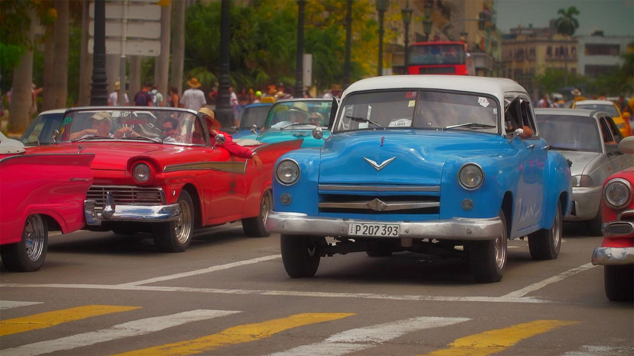 Cuba celebrates 500 years of history through its arts