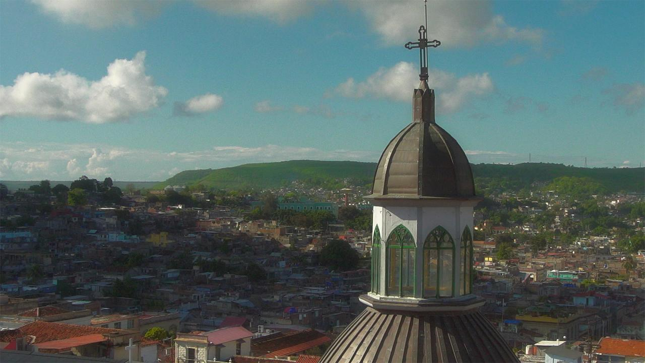 A postcard come to life: welcome to Santiago de Cuba