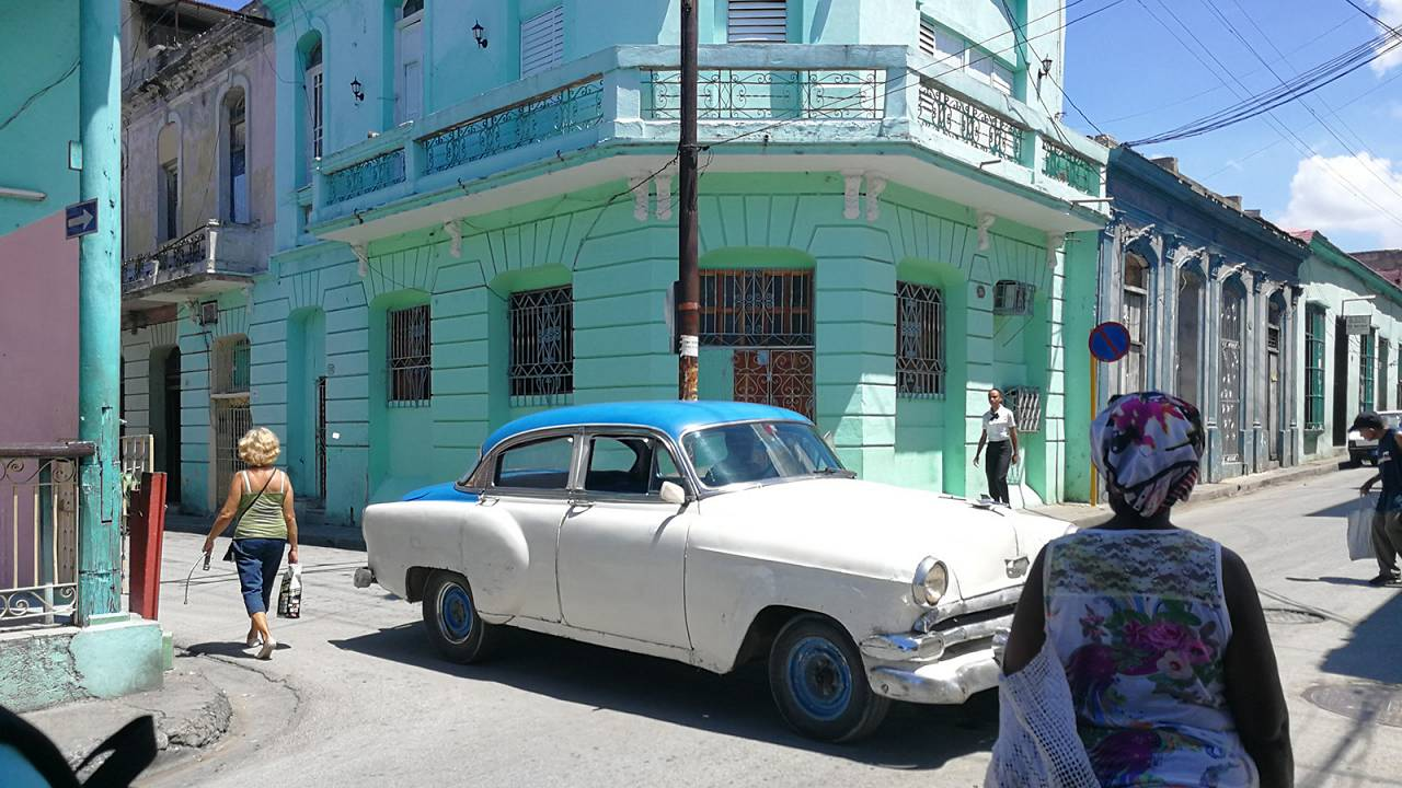 Cuba, o passado no presente