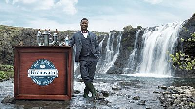 Iceland gives tap water luxury branding in plastic-free tourism push