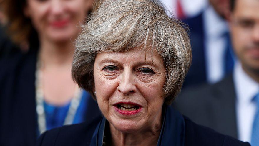 Theresa May officialise sa démission