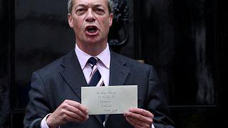 """Партия """"брексита"""": в шаге от первого места в парламенте"""