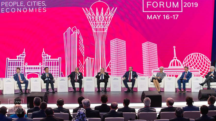 Astana Economic Forum: An uncertain world prompts renewed focus on human talent and knowledge